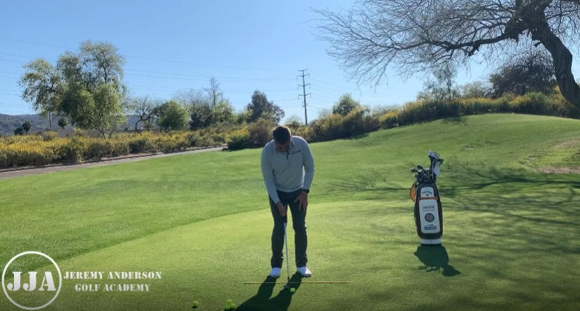 How To Set Up For A Pitch Shot