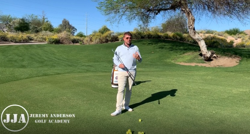 How To Hit Low Trajectory Pitch Shots