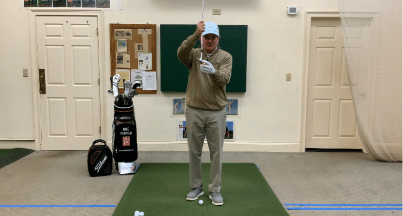 Executing The Short Pitch Shot