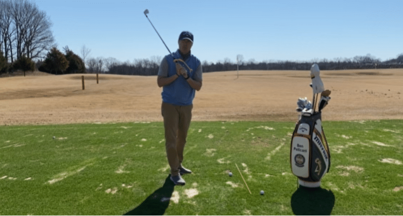 Clubface Awareness At The Top Of Your Backswing