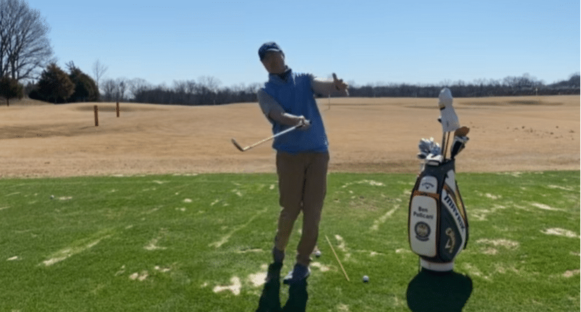 Post Impact – Push Drill For Quite Hands