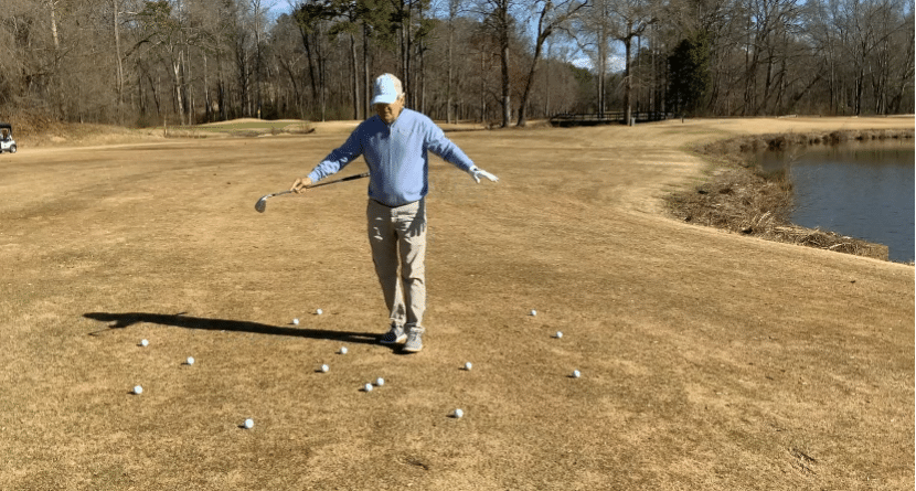 Getting Your Yardages