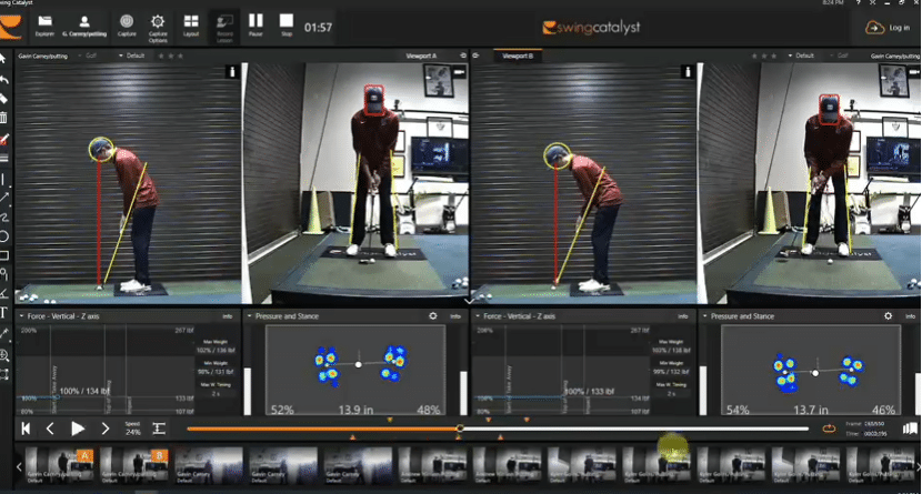 A Deep Dive Into Putting Motion