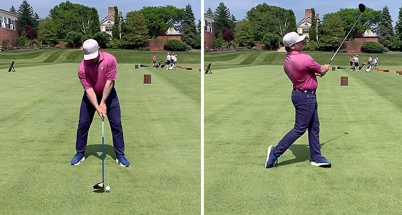 Hit Your Driver Longer And Straighter