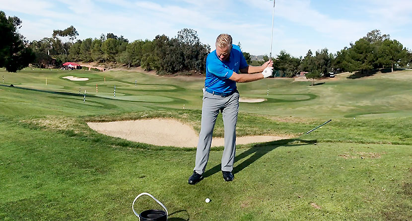 Develop A Short Game-Specific Routine