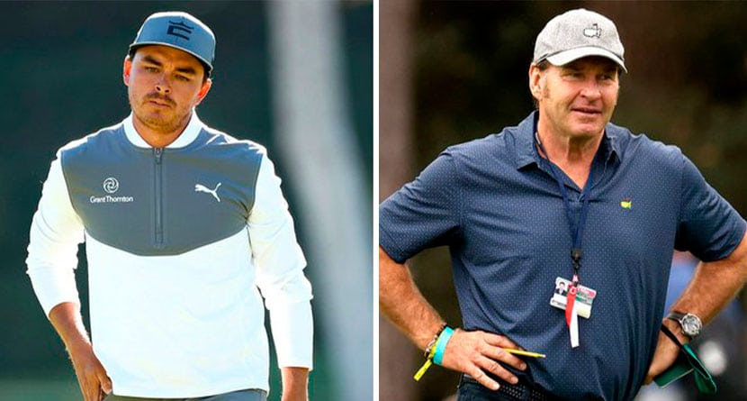 Faldo Takes Pot Shot At Fowler Amid Slump