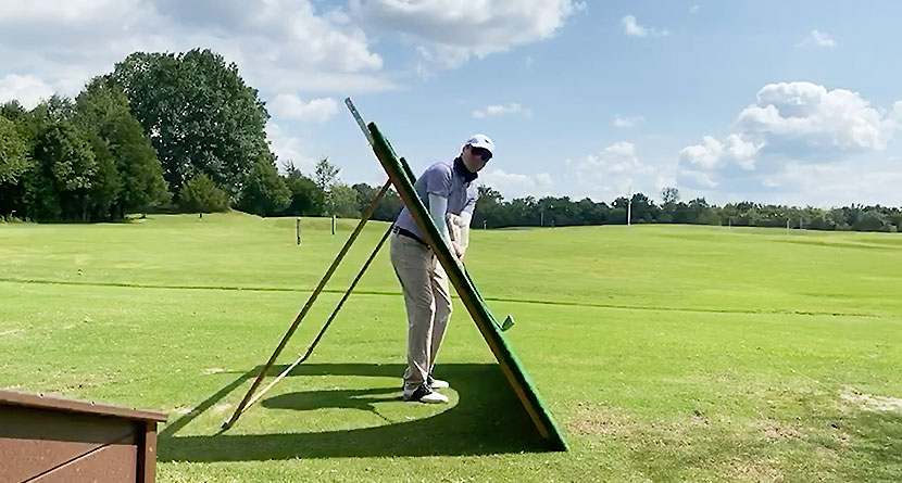 Tilt And Turn Through Your Swing