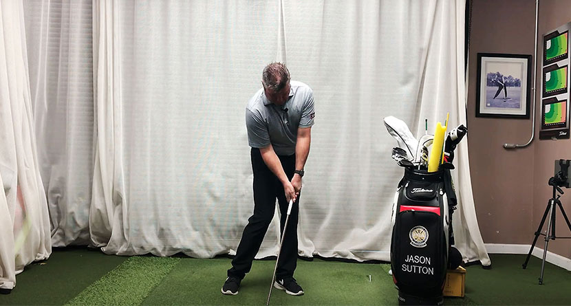 Great Impact Fix Drill For Better Ball Striking