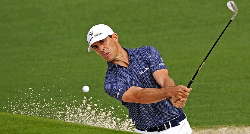 Horschel Apologizes From Weekend Meltdown At Masters