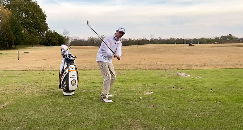 Eliminate The Lag In Your Swing