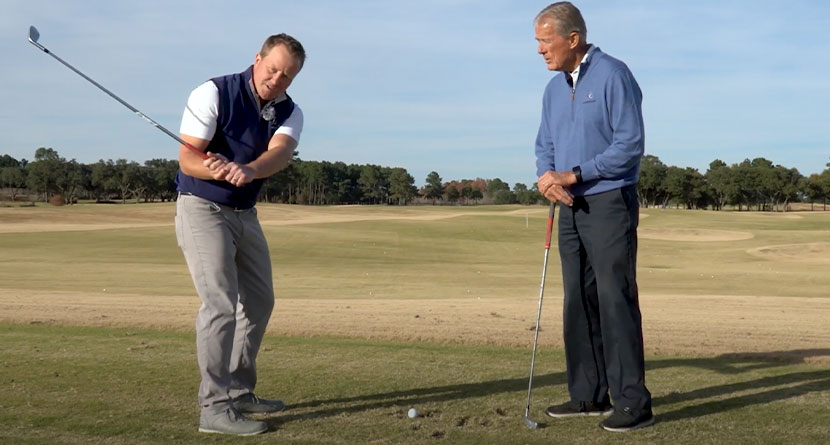 Stop Getting Steep With Your Irons