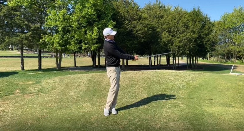 Short Game: No thumbs chipping