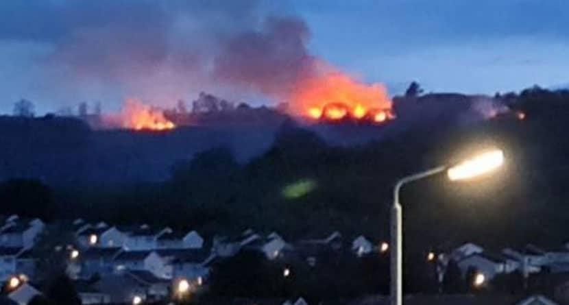 Arsonists Attack Popular Scottish Golf Course