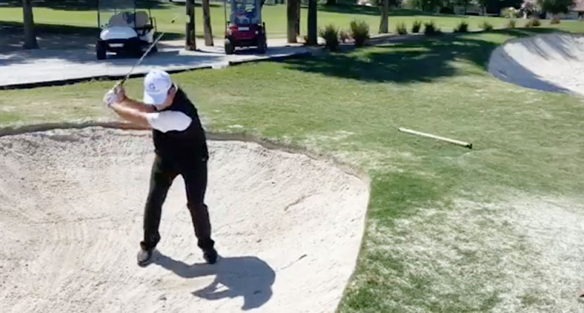 Why Most Golfers Struggle Out Of Bunkers