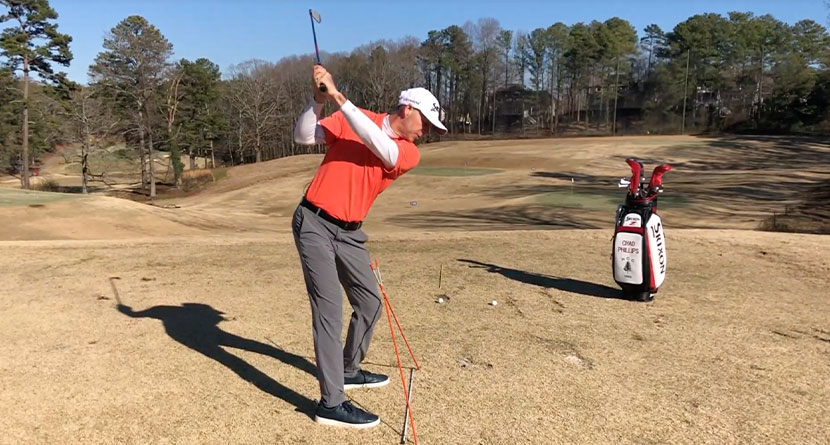 Eliminate Early Extension From Your Golf Swing