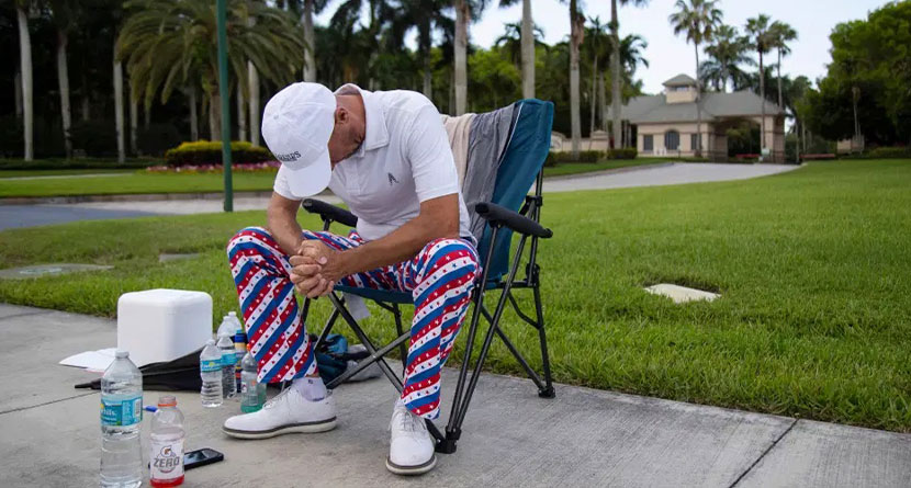 Florida Club Pro Goes On Hunger Strike After Firing