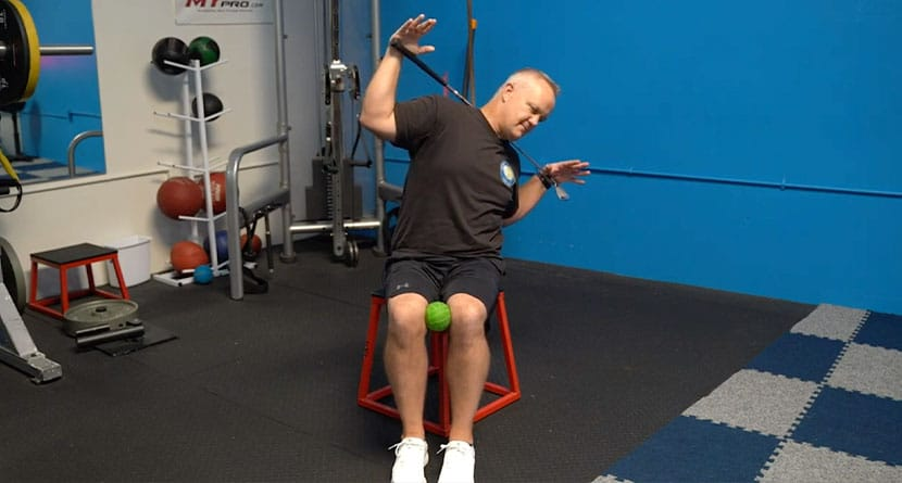 Get More Mobility In Your Swing