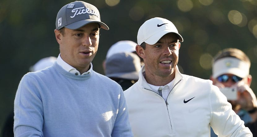 Rory Takes Calculated Shot At JT During PGA Press Conference