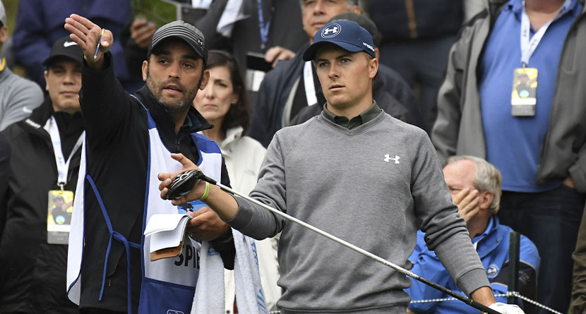 Spieth Reveals His Most Embarrassing On-Course Moment