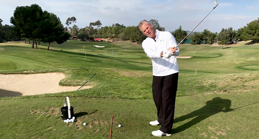 Fix Your Slice By Squaring The Clubface