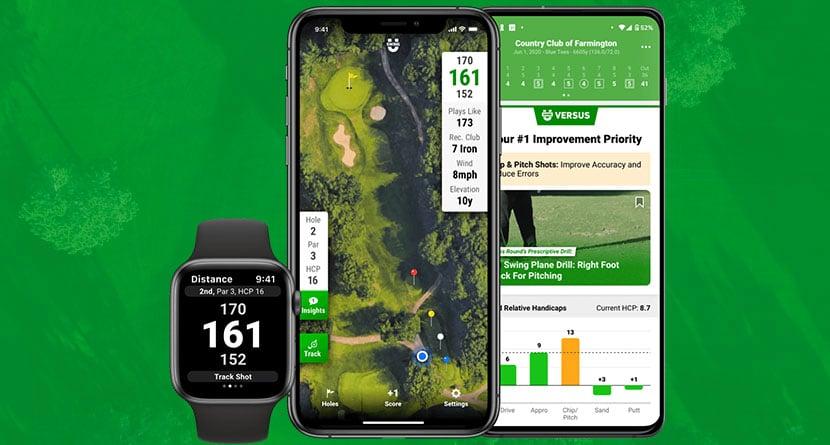 SwingU Named Best Free Apple Watch App By GolfPass