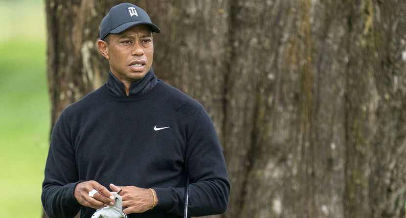 Tiger Gives First Interview Since February Car Crash