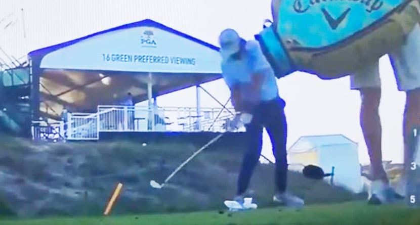 Ocean Course Pushes Pros To Fits Of Rage