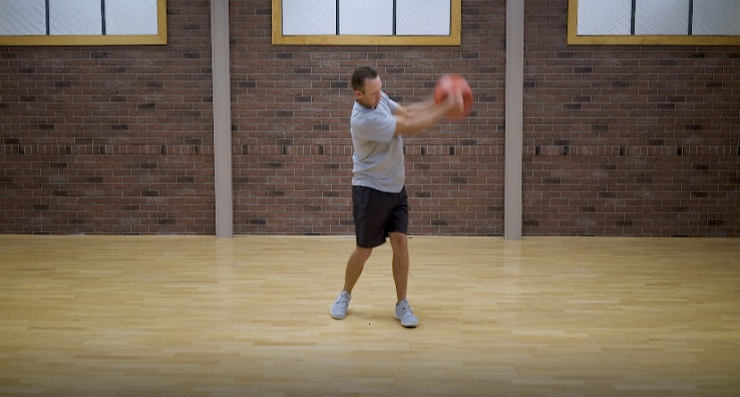 Power Through Your Shots With This Exercise