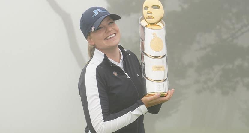 SwingU Congratulates Ambassador Castren, Academies Client Mayson On LPGA Victory