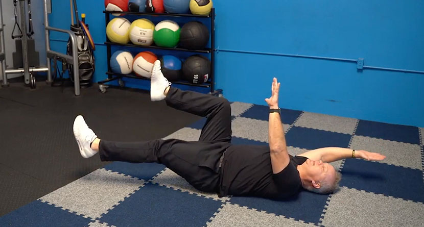 Get More Stability In Your Glutes And Core