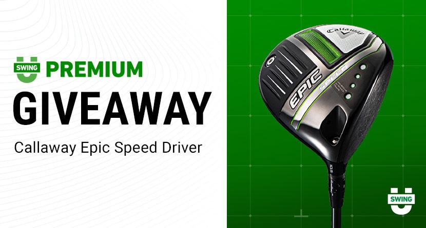 Premium Giveaway: Phil's Callaway Epic Speed Driver