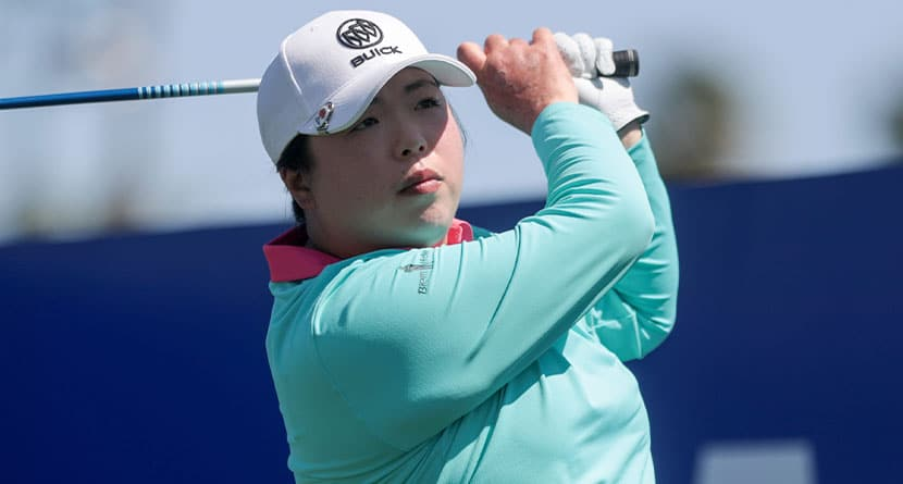 Major Champ Feng Concedes Third-Place Match Citing Fatigue