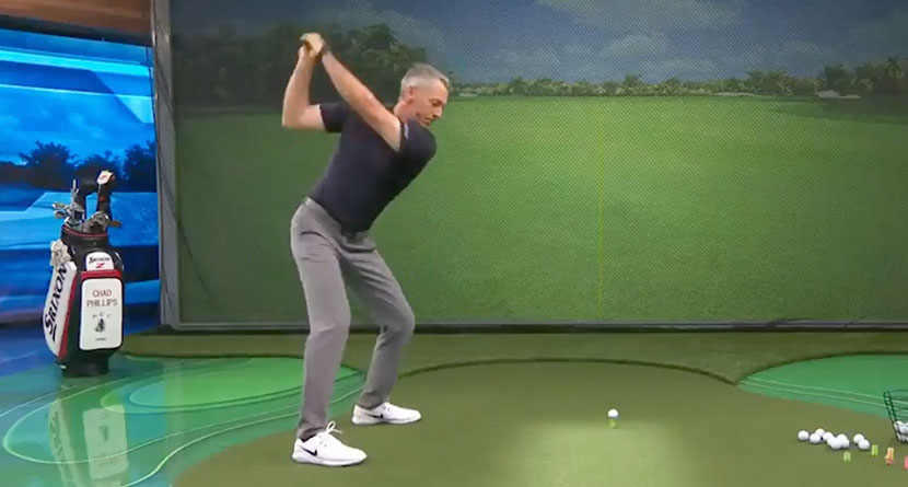 A Simple Tip To Help You Hit Longer Drives