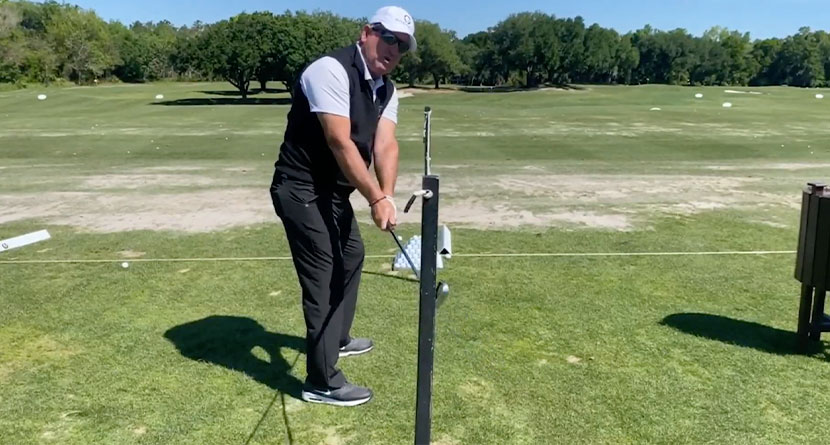 How To Feel A Better Swing Plane