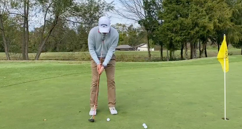 Create A More Predictable And Repeatable Putting Stroke