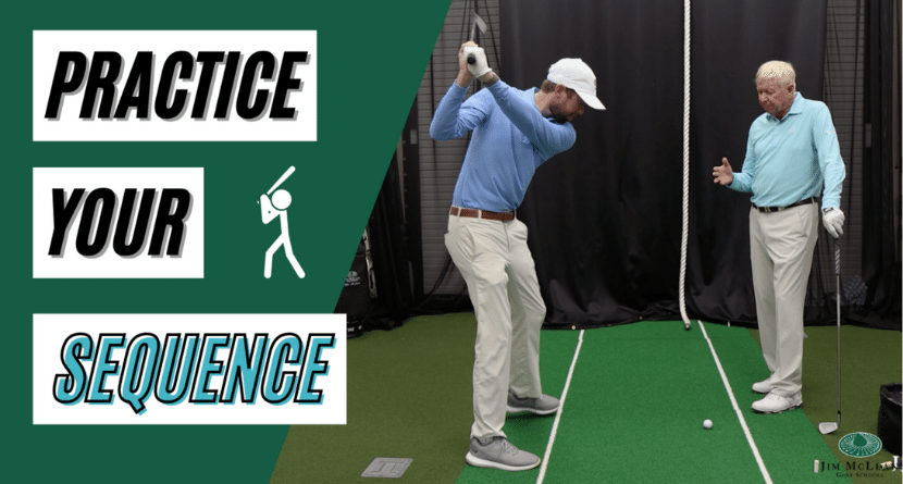 Check Out This Drill To Improve Your Golf Swing Sequence!