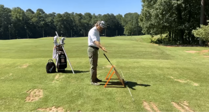 The Golf Club And Its Tilt