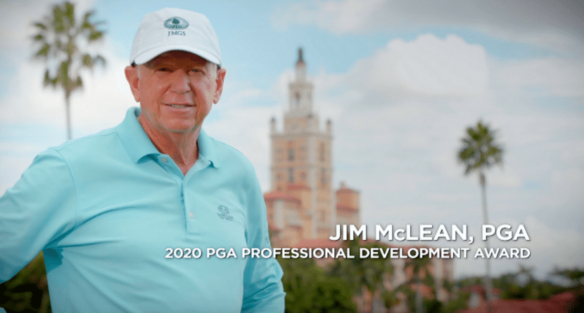 Check Out Jim's Story About Developing The Best Golf Professionals!