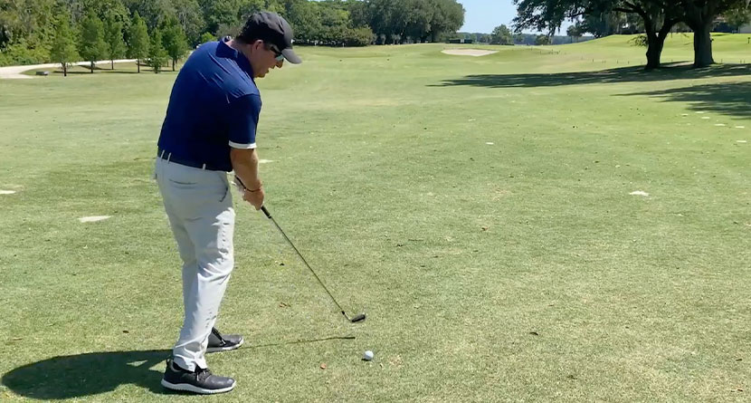 Stop Missing Greens From A Downhill Lie