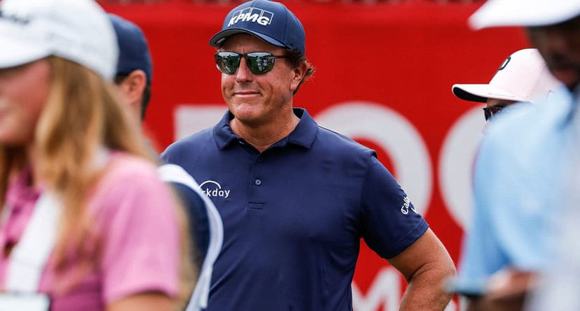 Story Surfaces Of Mickelson Getting Stiffed $500,000 By Detroit Bookie