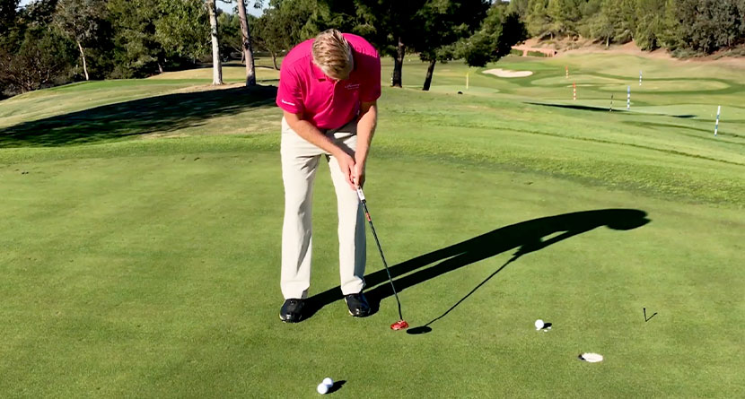 A Better Way To Practice Your Putting