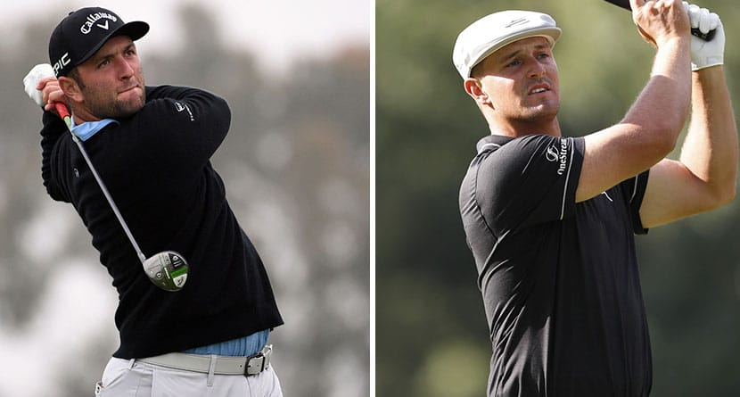 Rahm, DeChambeau Out Of Olympics Due To Positive COVID-19 Tests