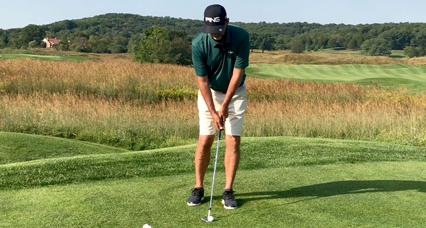 Keep Your Short-Game Setup Simple