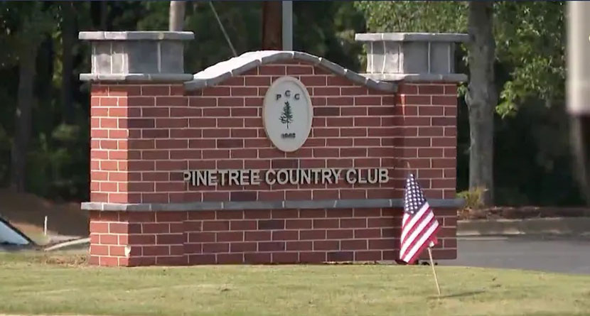 Golf Pro Killed On Georgia Course Over Holiday Weekend