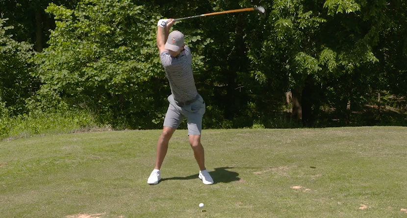 Unleash More Speed With Your Driver With A Slower Backswing