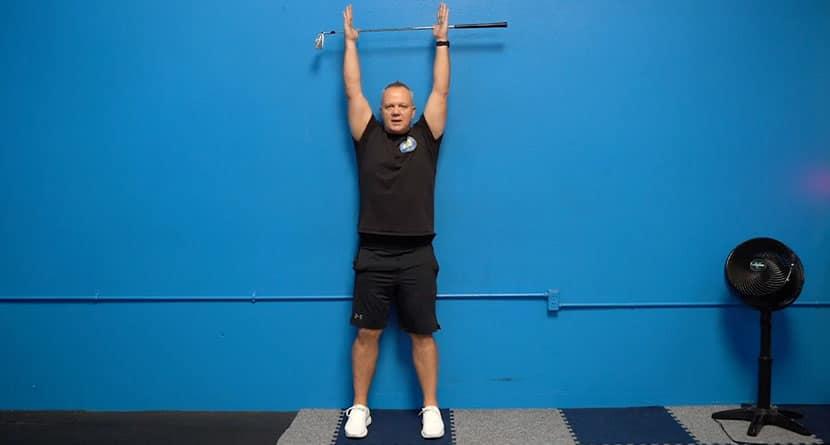 Test Your Shoulder Flexibility