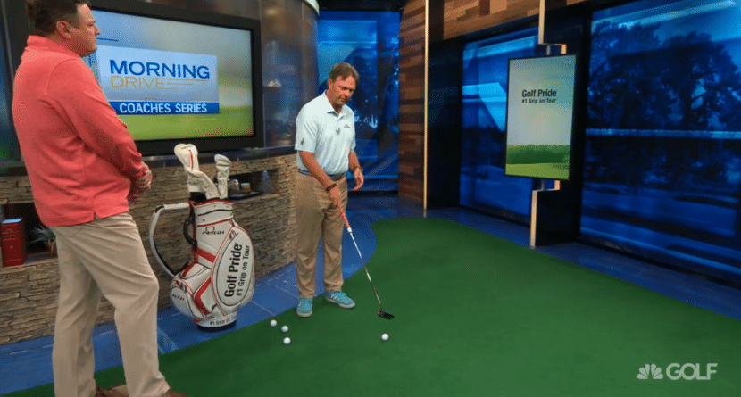 Develop A Routine To Consistently Putt Great