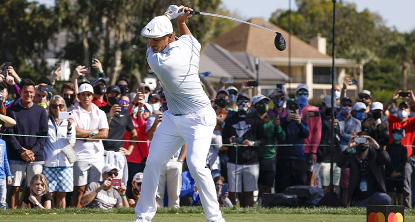 DeChambeau To Compete In World Long Drive Championship After Ryder Cup
