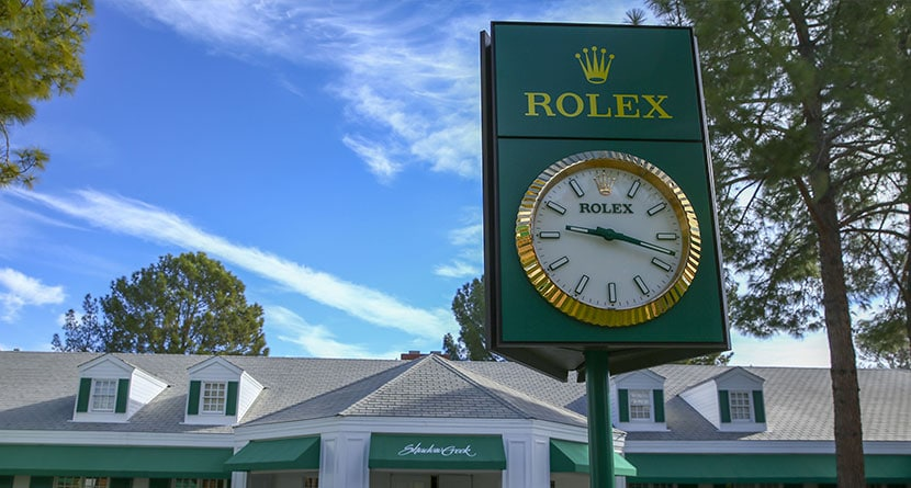 Thieves Targeting Elderly Golfers, Stealing Expensive Watches