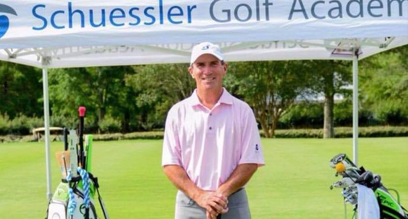 Top Teacher In Alabama Launches Schuessler Golf App